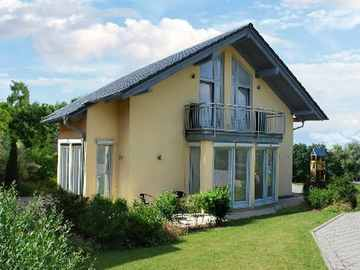 Musterhaus EFH mit Satteldach