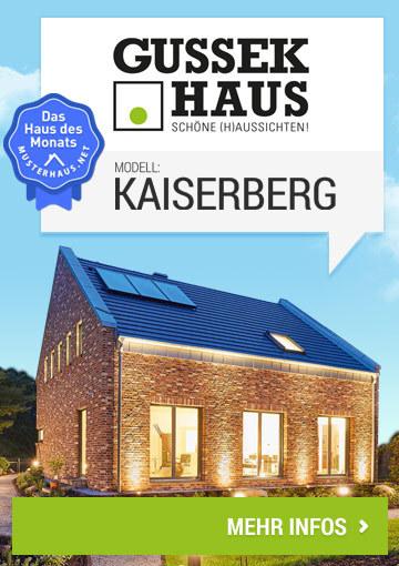 Gussek Haus - Jetzt Traumhaus finden