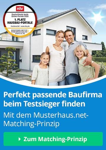 Musterhaus.net-Matching-Prinzip