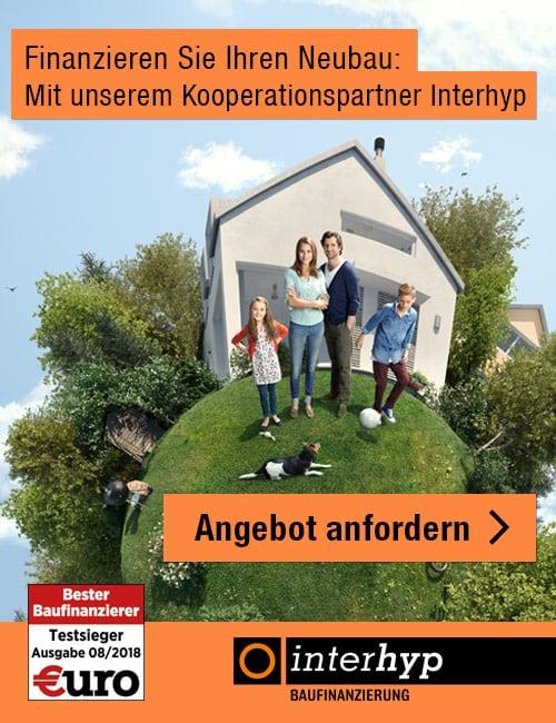 Interhyp - Baufinanzierungsanfrage